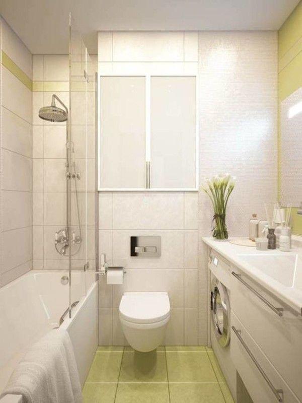 ideas astounding small bathroom ideas without tub with ... on Small Space Small Bathroom Ideas With Washing Machine id=12425