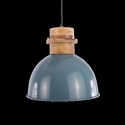 Hanglamp Legno 30 cm vintage blue (avec images) Poisson