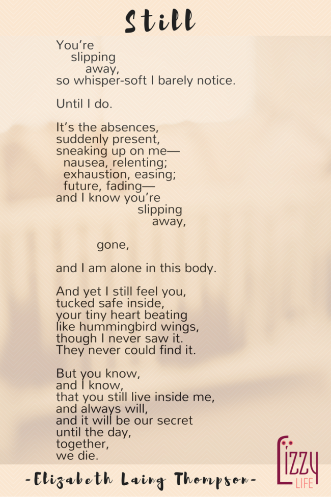A Comforting Poem For Mothers Who Have Suffered Miscarriage In Mesmerizing Pregnancy Loss Quotes