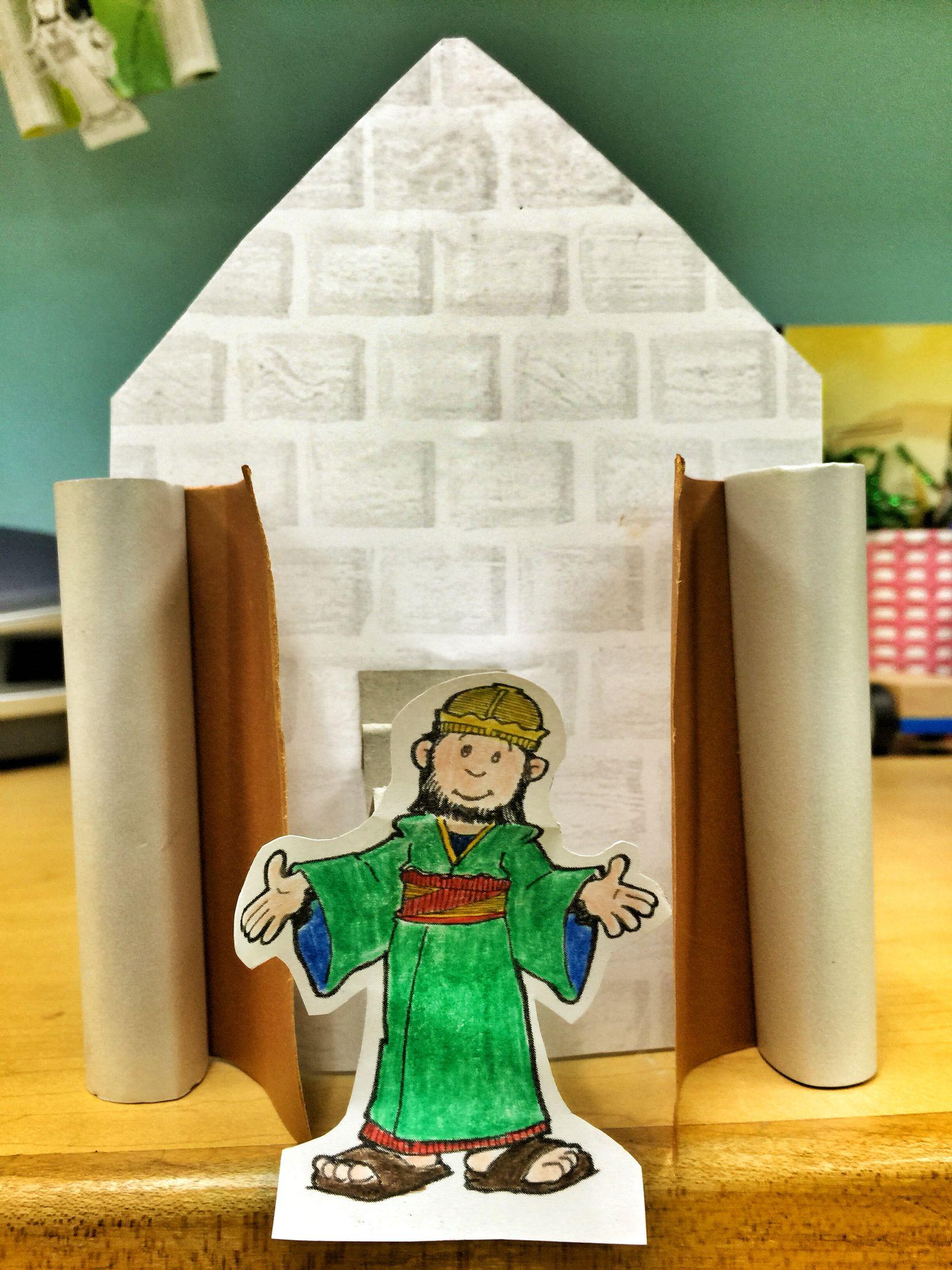 king solomon  sunday school arts and crafts