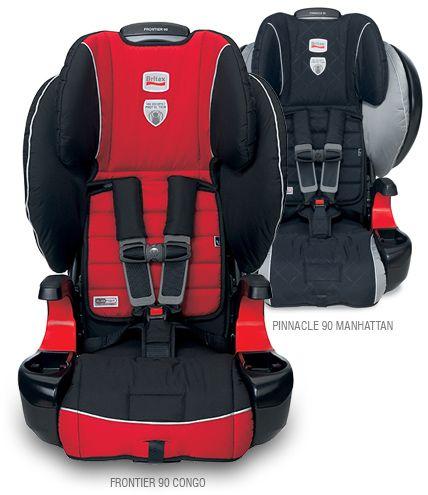 Review: Britax Frontier 85 SICT Car Seat | Car seats