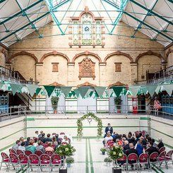 35 Unusual And Unique Wedding Venues Around The Uk Whisky Vaulting