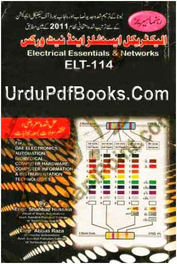 Electrical Essentials And Networks Urdu Pdf Book Electrical