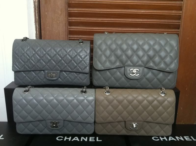 700d0eb05d5f93 Please post your *BLACK & GREY* Chanel items here! - Page 30 - PurseForum
