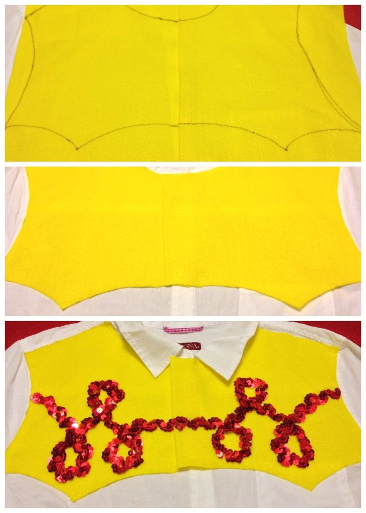 Diy toy story jessie costume because pinterest diy toys diy toy story jessie costume solutioingenieria Images