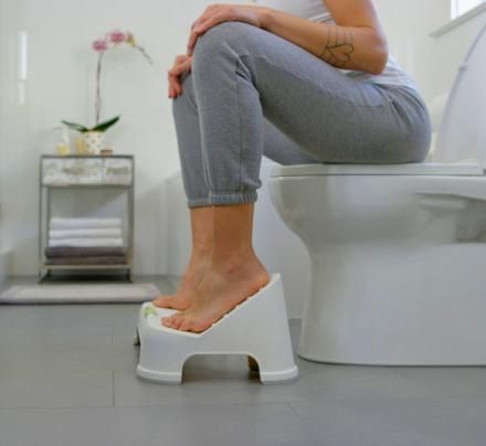 Fusion Squatting Toilet Stool Elevates Your Feet For a Better Pooping Experience & Fusion: Squatting Toilet Stool Elevates Your Feet For a Better ... islam-shia.org