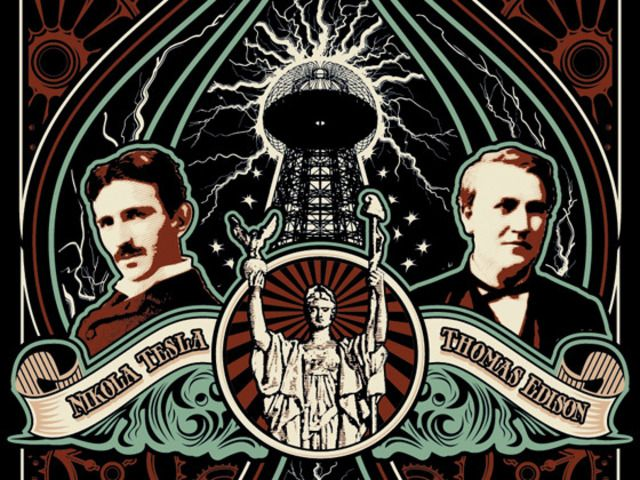 war of currents playing cards