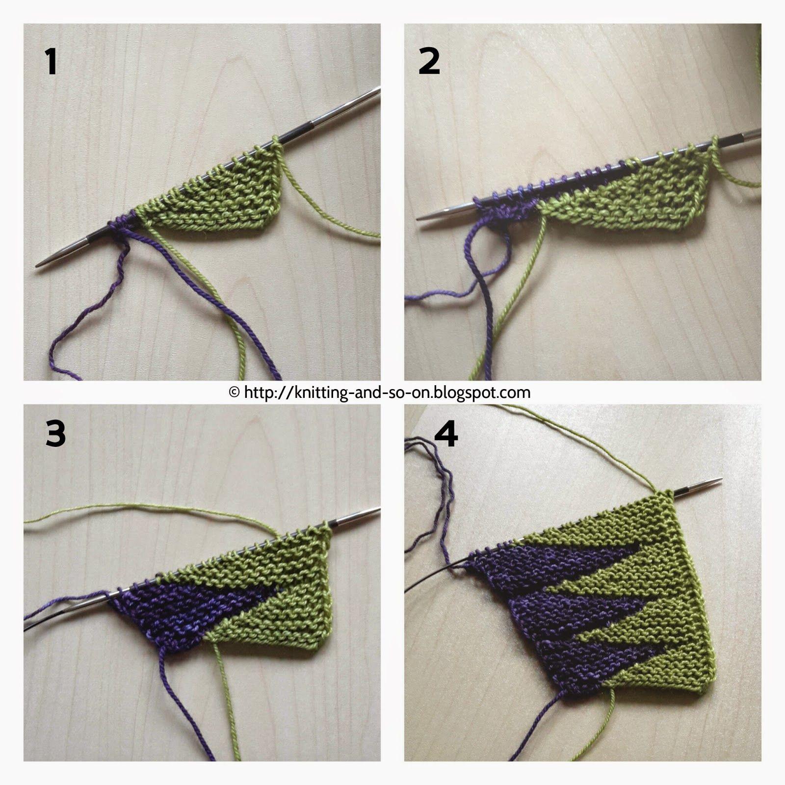 Free knitting patterns - fingerless gloves, scarves, knitting ideas ...