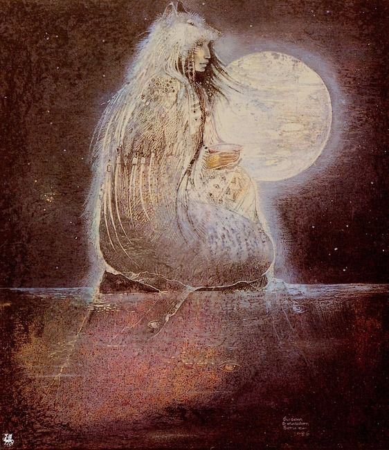 The Moon Shaman
