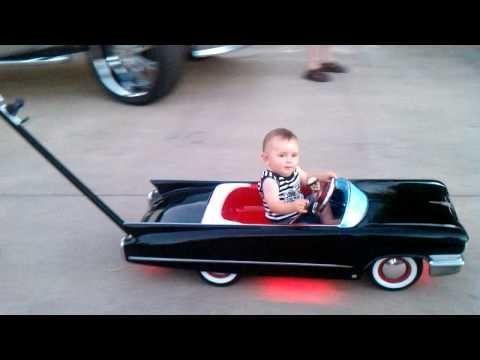 Baby's Cadillac Car Stroller | Vintage cars | Pinterest | Cadillac