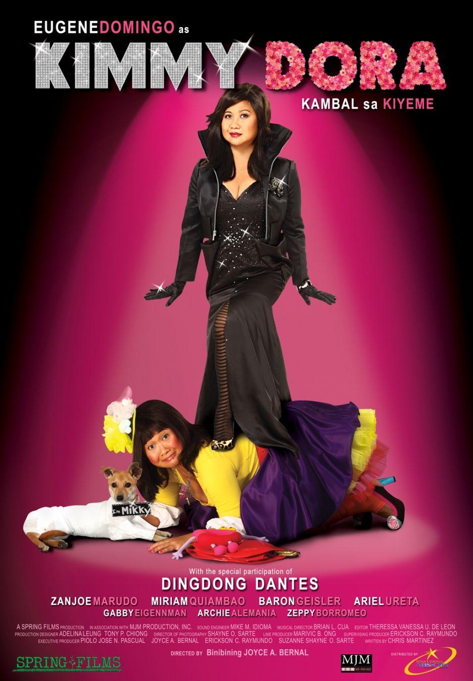 All Comedy Movies In 2009 kimmy dora (2009) | dora movie, comedy films, pinoy movies