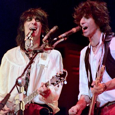 RONNIE AND KEITH/I CAN FEEL THE FIRE