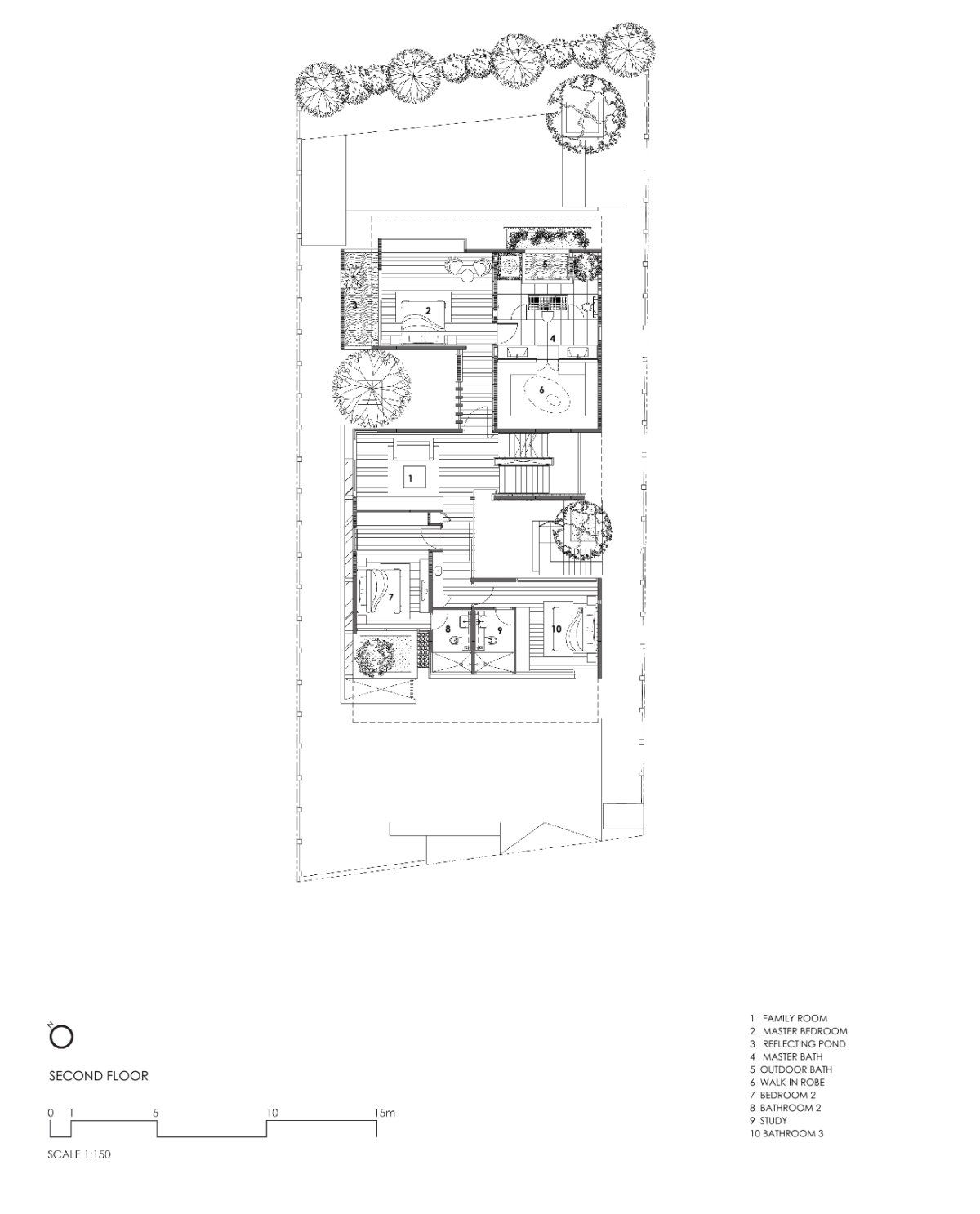 4 master bedroom house plans  sv  Pros  Pinterest  Architects Sunset and House