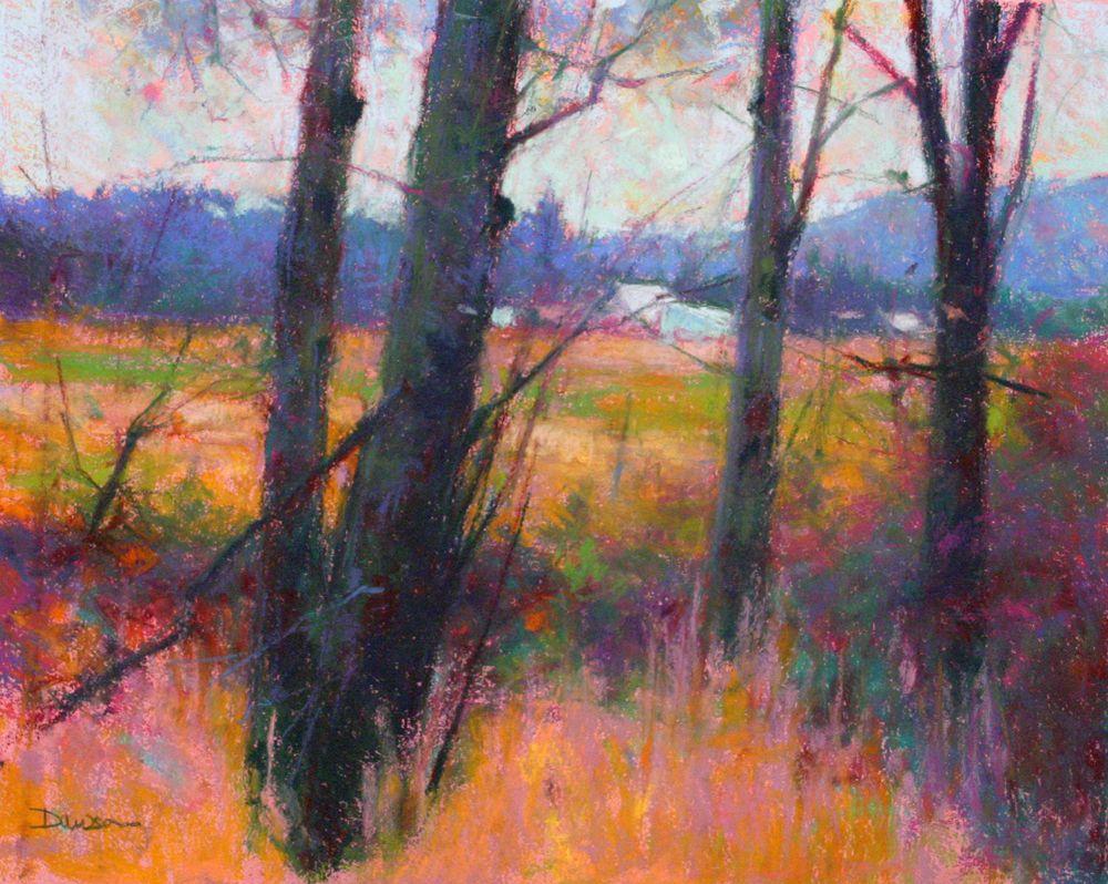 Pin By Heather Deviveiros On Artist Doug Dawson Landscape Art Art Pastel Landscape