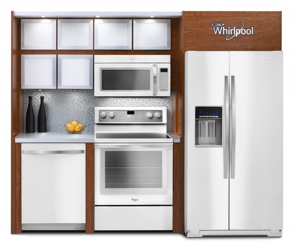 Whirlpool White Ice Bundle - The new whirlpool white ice suite newly launched in canada