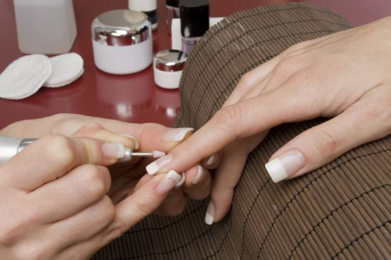#french #manicure
