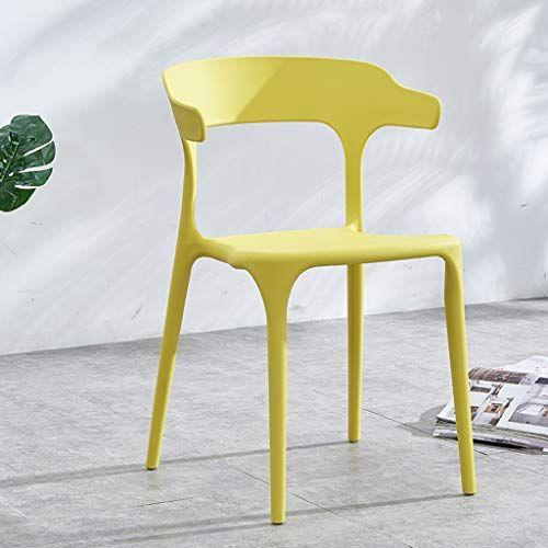 WCJ Nordic Chair Modern Minimalist Creative Leisure Home ...