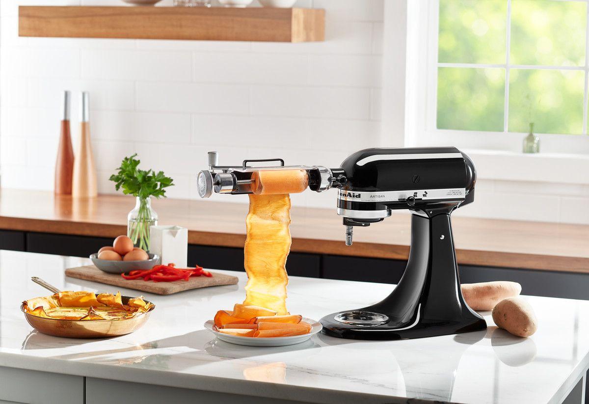 KitchenAid Gemüseblattschneider | Küchenutensilien | Pinterest ...