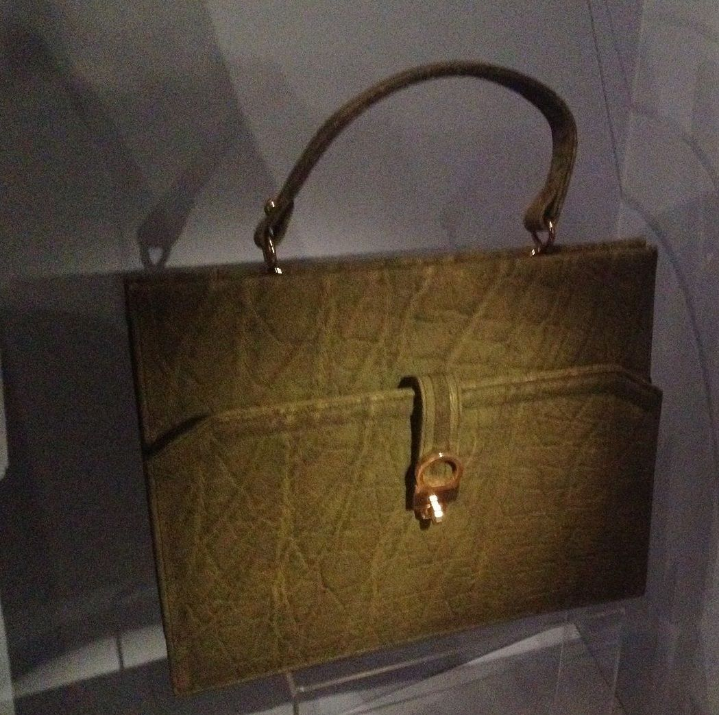 MUSEUM OF BAGS AND PURSES, AMSTERDAM  1920 – 2015 animal leather -  Elephant