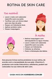 Photo of SKIN CARE: HOW TO HAVE A SKIN CARE ROUTINE A r …