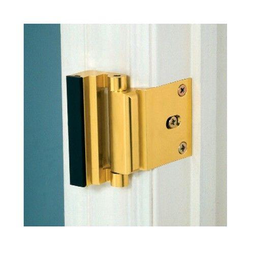 Door Guardian Dg01 B Door Guardian Security Lock Brass Best