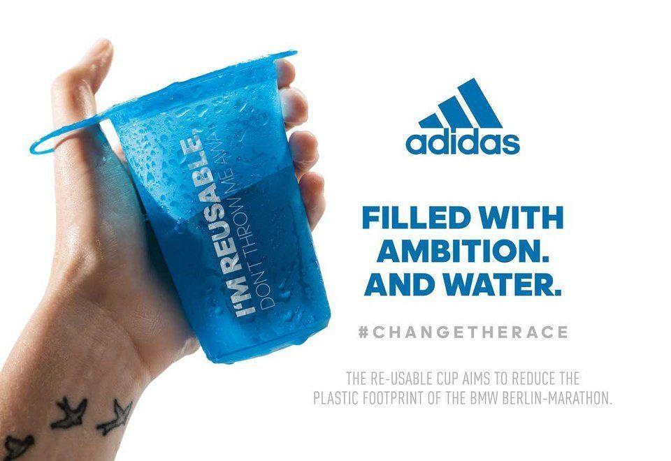 Wasser Marathon für testet Soft Cup beim Becheradidas FulJc3T1K
