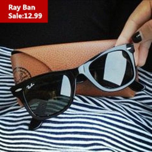 2017 ray ban sunglasses that you need, cant miss them! get it for 13!!