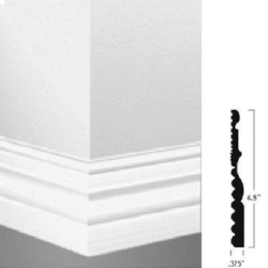 Johnsonite White Vinyl Wall Base 4 1 2 Width 8 Foot Lengths Johnsonite Vinyl Wall White Vinyl Wall