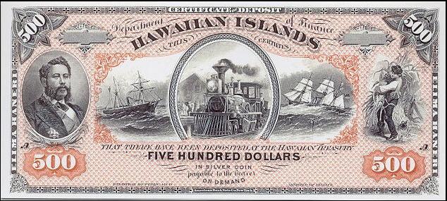 Hawaiian Money |     dallas tx a piece of rare and never