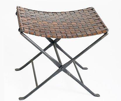 Prime Saddler Folding Stool William Sad163 Stool Ottoman Seat Pabps2019 Chair Design Images Pabps2019Com