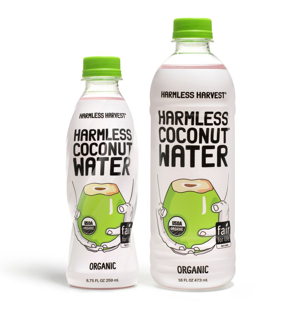 Harmless Harvest Debuts Protein Coconut Plant Based Beverages