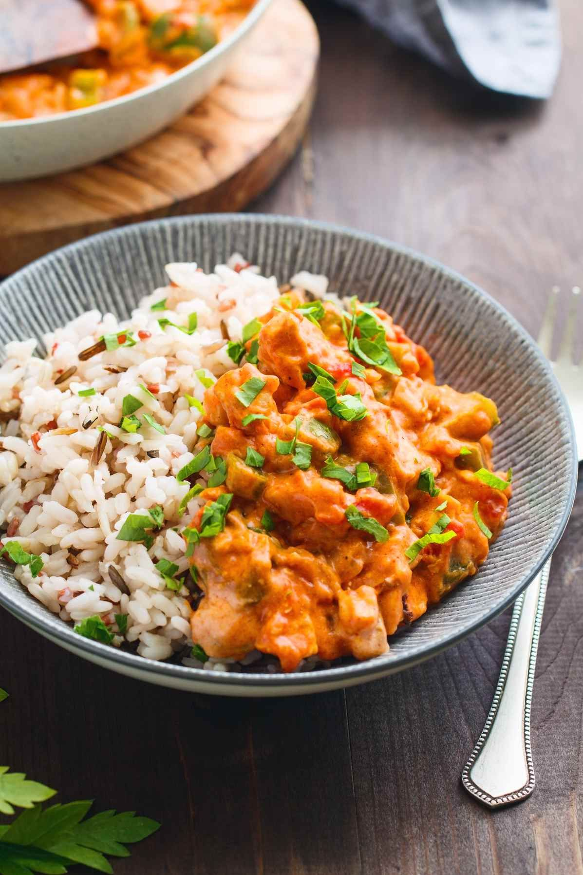 How To Make Classic Hungarian Chicken Paprikash Recipe Chicken Paprikash Cooked Chicken Dishes Hungarian Chicken Paprikash
