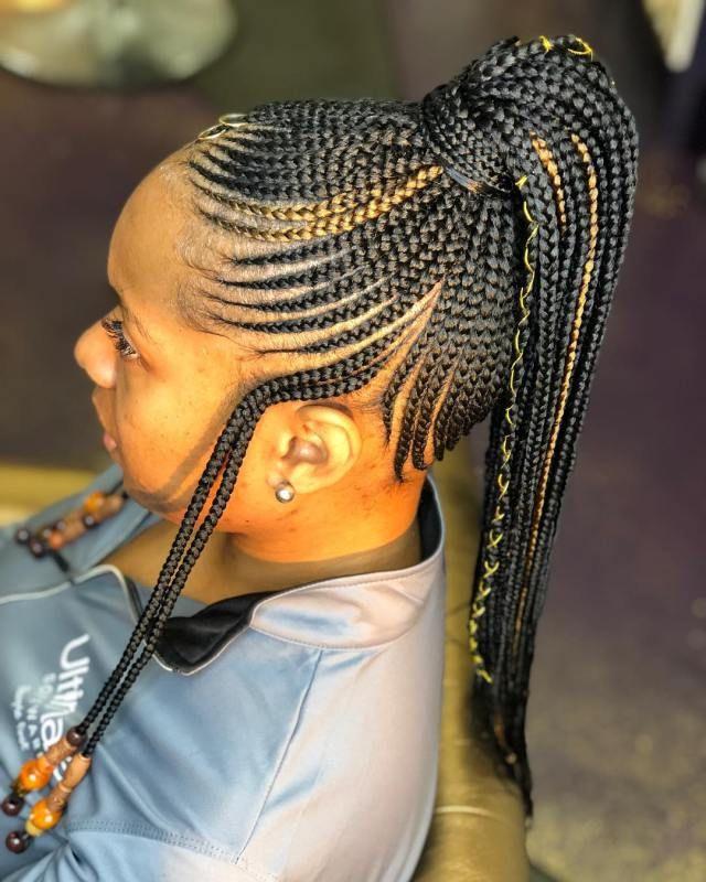 Trending Ghana Weaving Styles 2018 2 African Braids