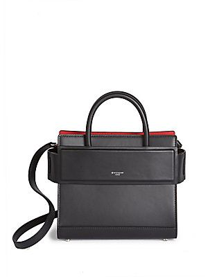 c534a01c26 Givenchy Horizon Mini Leather Tote Mini Bag