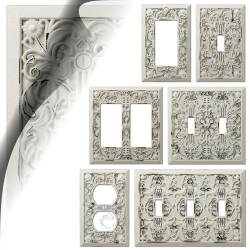 Wall Switch Plate Cover Filigree
