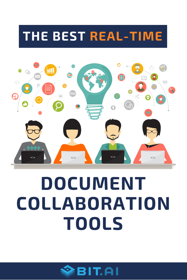 Top Real Time Document Collaboration Tools For Team Productivity Collaboration Documents Real Time