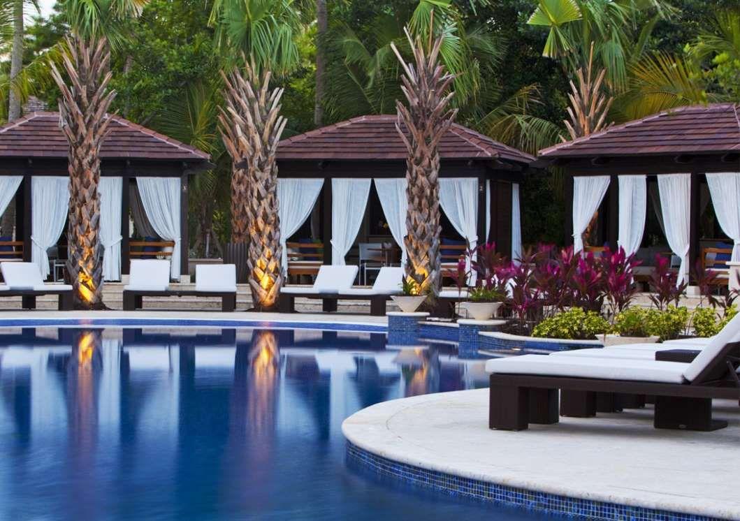 Les 50 plus beaux complexes hôteliers du sud