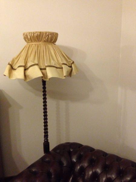 Vintage ballerina shade for floor⁄standard lamp | Floor Lamps ...