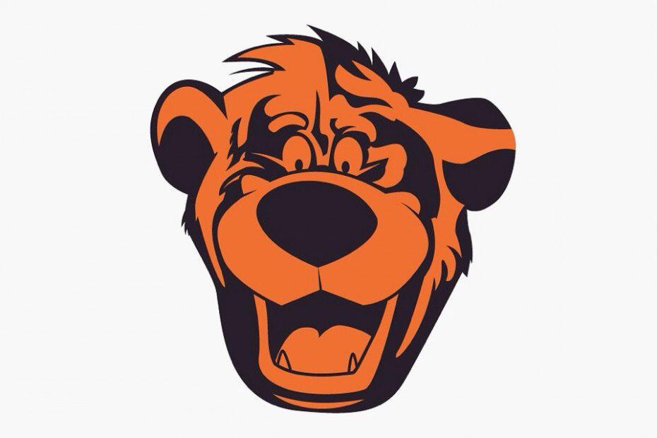 Chicago Bears Disney Logo Nfl Logo Chicago Bears Logo Nfl Teams Logos