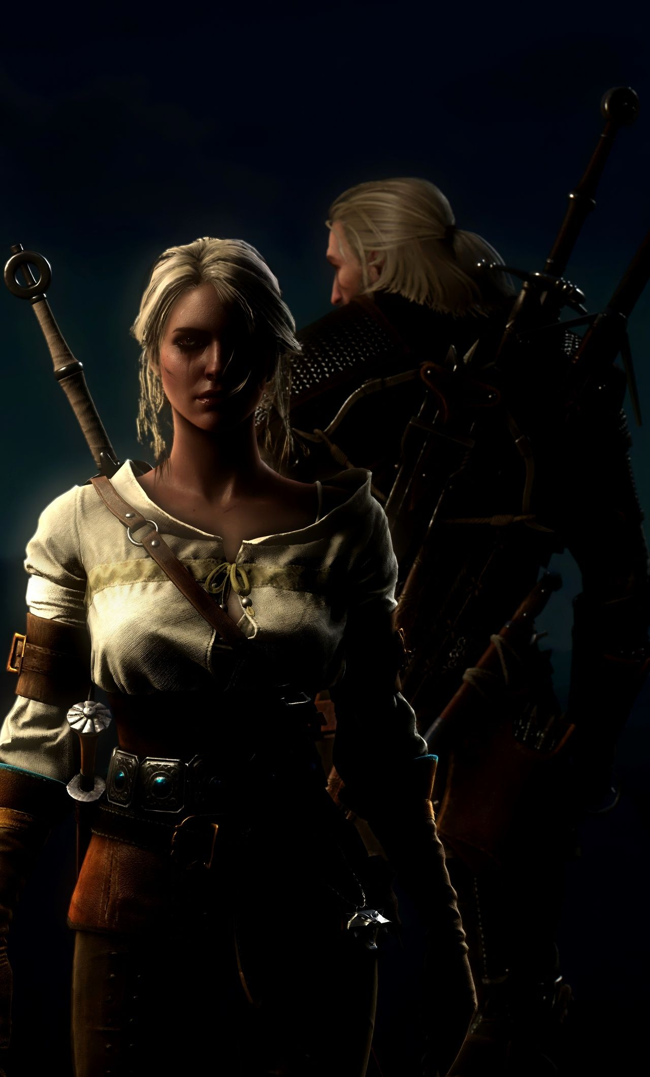 Witcher 3 Wallpaper 4k Iphone Trick Di 2020