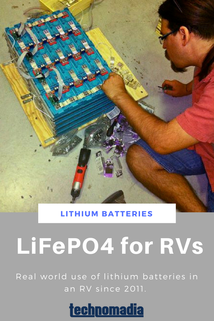 Overview Of Lithium Battery Electrical Setup Our Lfp Disclaimer We Have No Incentive To Try To Convince Anyone Else To Adopt Lfp Rv House System House Boat