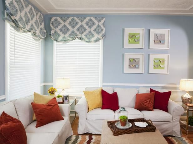 Transitional Living Rooms Shelly Riehl David