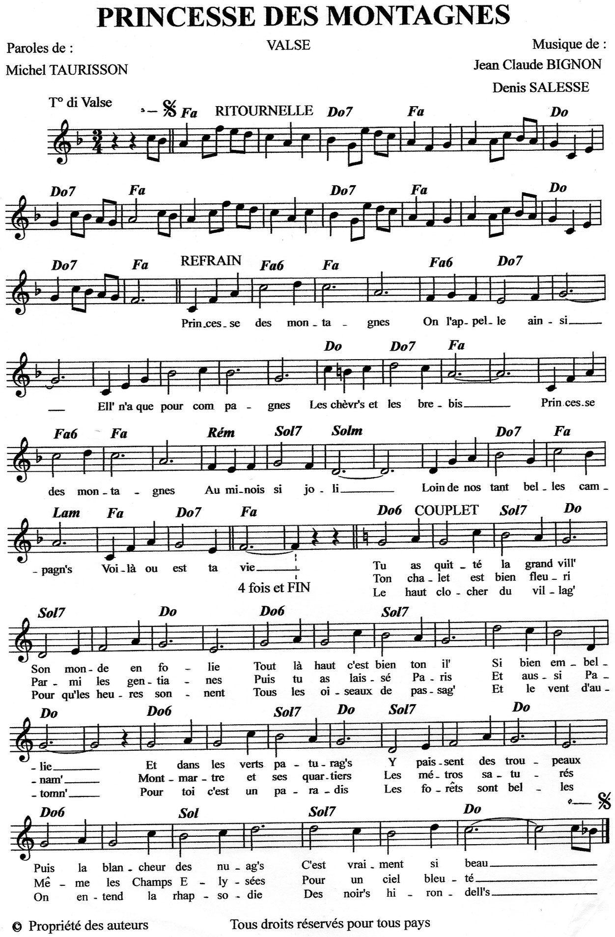 Chamberet En Correze Partitions Gratuites Michel Taurisson Accordeon Partition Accordeon Partitions Clarinette Partition Musicale