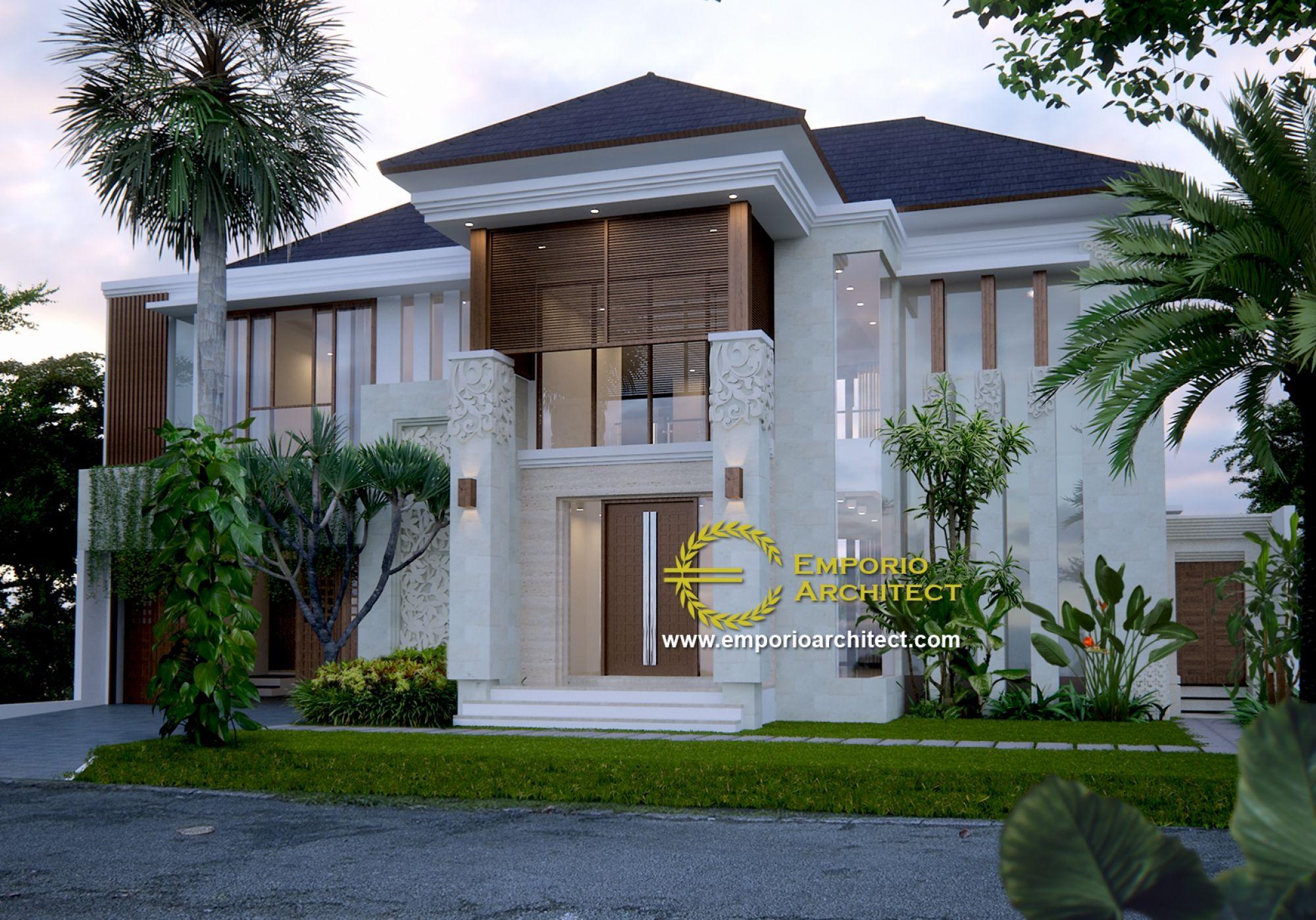 Jasa Arsitek Desain Rumah Ibu Nety Bekasi Jawa Barat Jasa