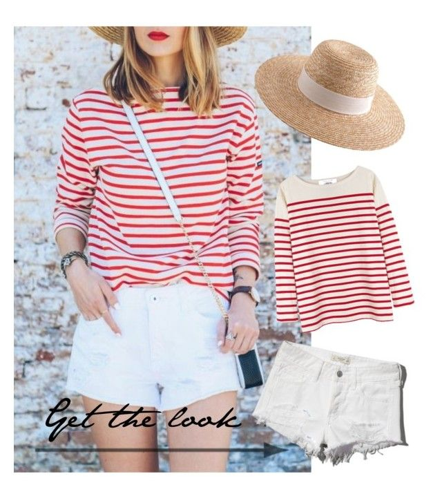 """""""Red / / White / / & You"""" by deliciambrewer on Polyvore"""