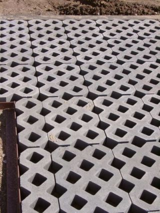 New Open Cell Pavers Grcrete Turfstone Lawnsite Lawn Care Landscaping Business Forum Discuss News Reviews