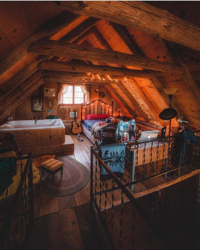 Cozy House Ideas: Cozy House, Cabin Loft, Log Homes