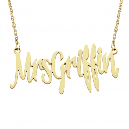 Mrs. Always and Forever Necklace