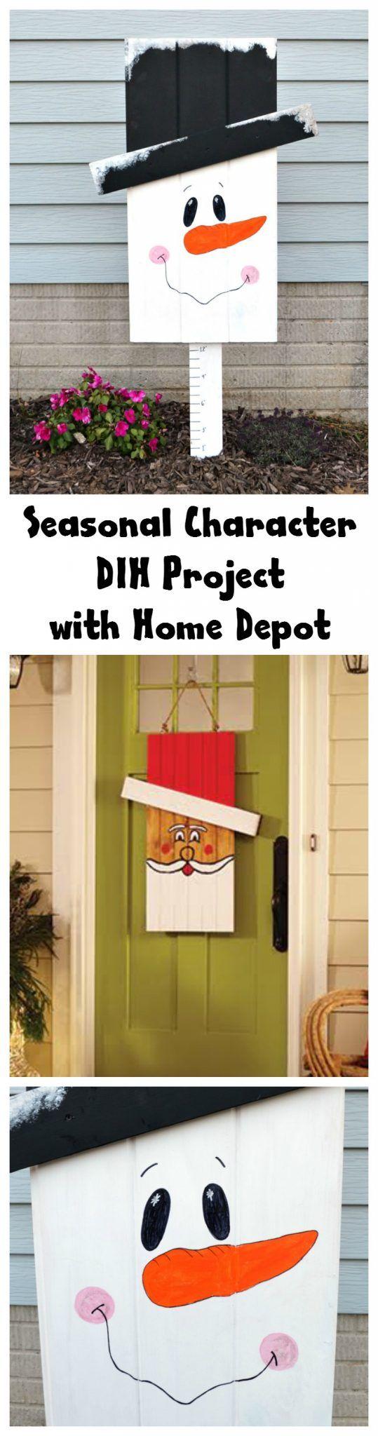 Home Depot DIH Party Seasonal Character Amy