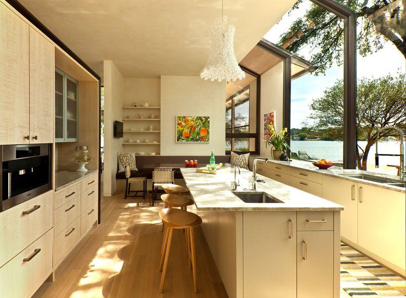 Modern Kitchen by Furman + Keil Architects http://www.houzz.com ...